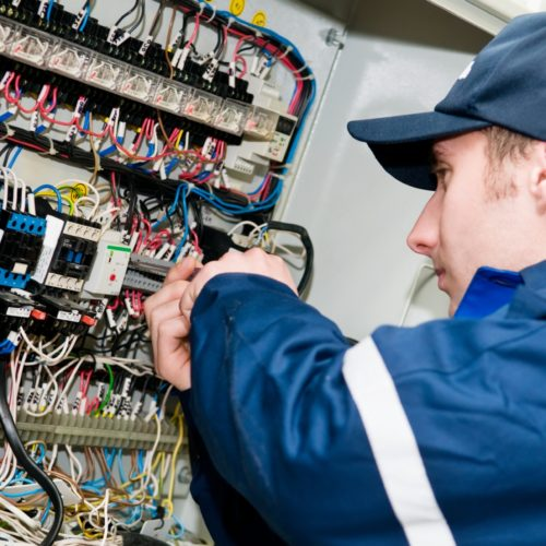 Priemyselný elektrikár