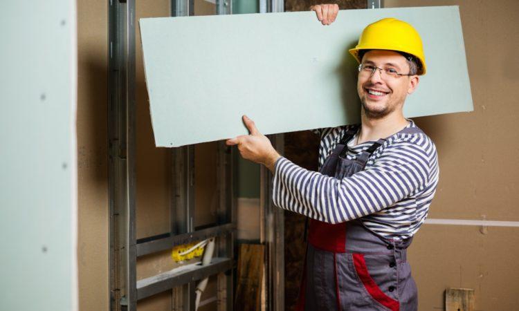 Drywaller / Plasterboard fitter
