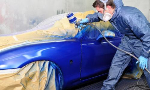 Car Painter / Panel Beater