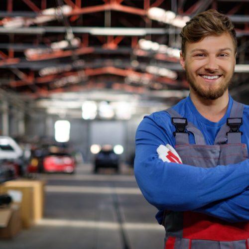 Car mechanic/Panel beaters/Car painters