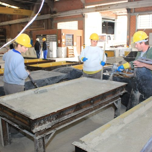 Dulgher structuri prefabricate (beton)
