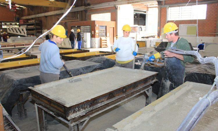 Prefab carpenter (concrete)